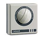 Комнатный термостат RQ10 Cewal